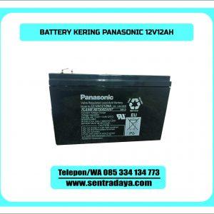 baterai kering panasonic 12v12ah – baterai ups panasonic surabaya