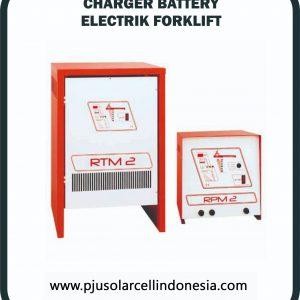 CHARGER BATTERY ELEKRIK FORKLIFT 48VDC – 60AMPERE