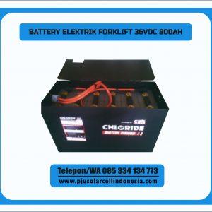 ELECTRIC-FORKLIFT-36VDC