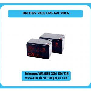 PACK-UPS-APC-RBC4UPS