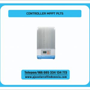 Controller-MPPT-PLTS